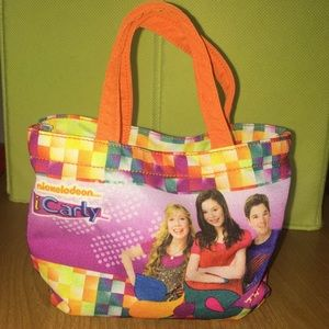 iCarly Themed Baggie!